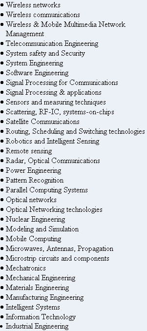 Wireless networks Wireless communications Wireless & Mobile Multimedia Network Management Telecom...